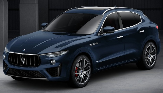 New 2019 Maserati Levante S Q4 GranSport for sale Sold at Aston Martin of Greenwich in Greenwich CT 06830 1
