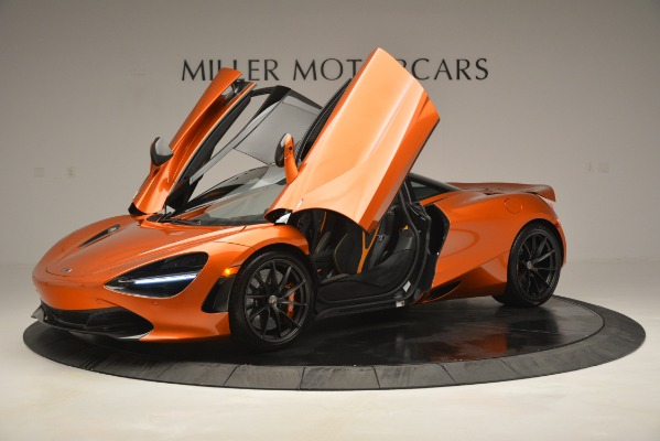 Used 2018 McLaren 720S Coupe for sale Sold at Aston Martin of Greenwich in Greenwich CT 06830 14