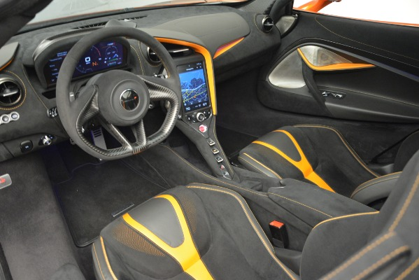 Used 2018 McLaren 720S Coupe for sale Sold at Aston Martin of Greenwich in Greenwich CT 06830 17