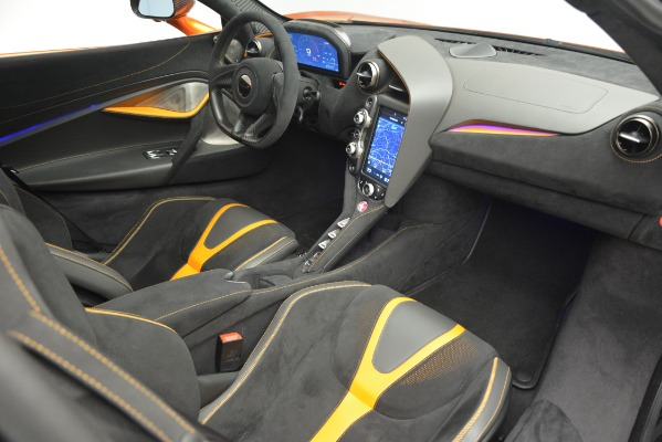 Used 2018 McLaren 720S Coupe for sale Sold at Aston Martin of Greenwich in Greenwich CT 06830 20