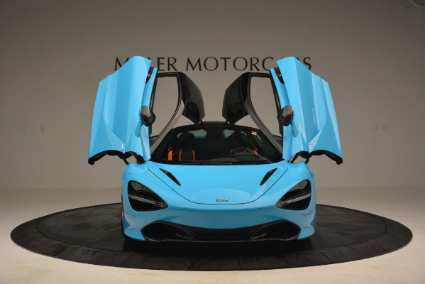New 2019 McLaren 720S Coupe for sale Sold at Aston Martin of Greenwich in Greenwich CT 06830 13
