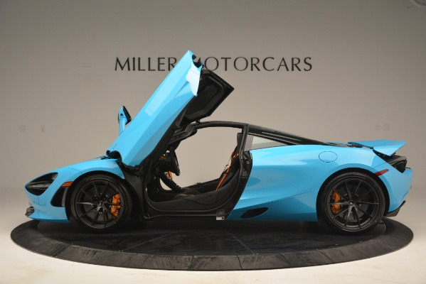 New 2019 McLaren 720S Coupe for sale Sold at Aston Martin of Greenwich in Greenwich CT 06830 15