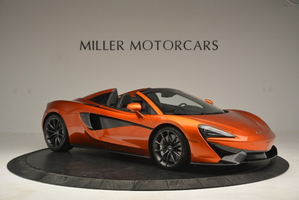 New 2019 McLaren 570S Spider Convertible for sale Sold at Aston Martin of Greenwich in Greenwich CT 06830 10