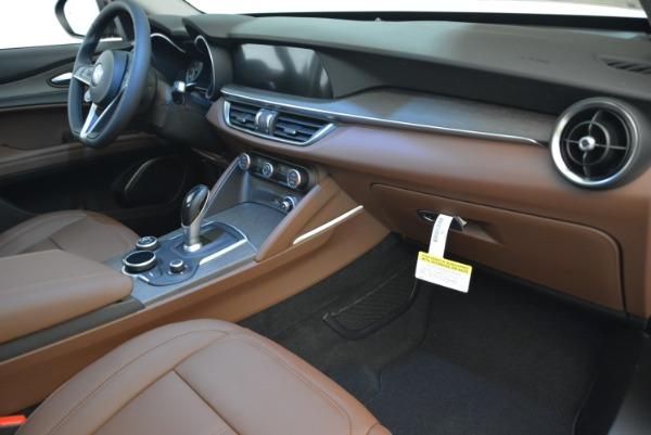 New 2019 Alfa Romeo Stelvio Ti Q4 for sale Sold at Aston Martin of Greenwich in Greenwich CT 06830 15
