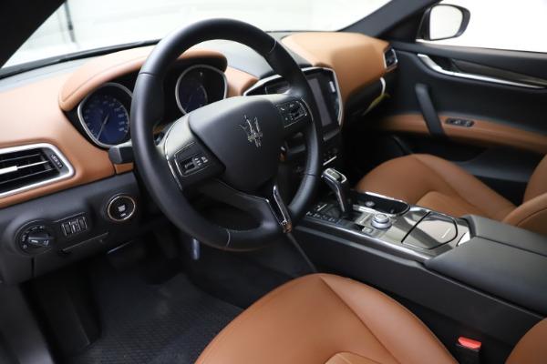New 2019 Maserati Ghibli S Q4 for sale $91,630 at Aston Martin of Greenwich in Greenwich CT 06830 13