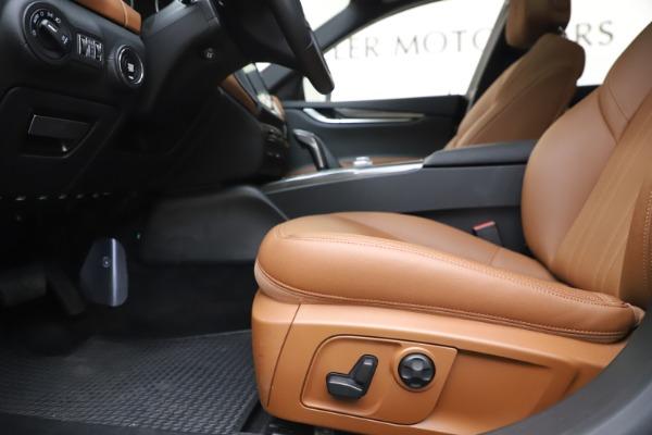 New 2019 Maserati Ghibli S Q4 for sale $91,630 at Aston Martin of Greenwich in Greenwich CT 06830 14
