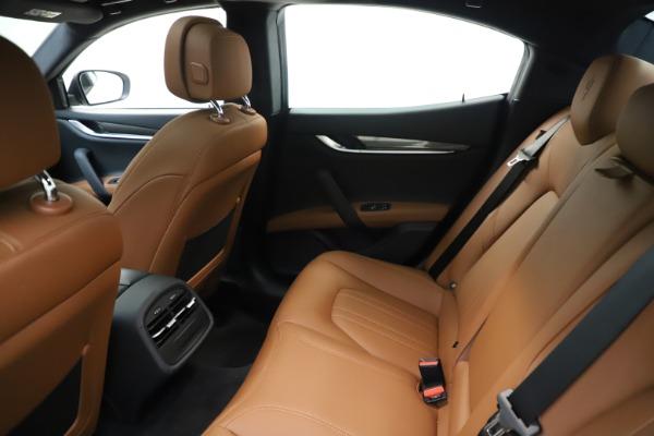 New 2019 Maserati Ghibli S Q4 for sale $91,630 at Aston Martin of Greenwich in Greenwich CT 06830 19