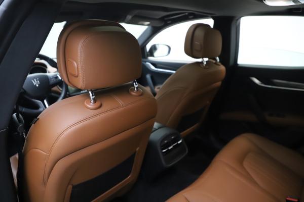New 2019 Maserati Ghibli S Q4 for sale $91,630 at Aston Martin of Greenwich in Greenwich CT 06830 20