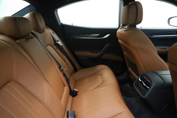 New 2019 Maserati Ghibli S Q4 for sale $91,630 at Aston Martin of Greenwich in Greenwich CT 06830 27