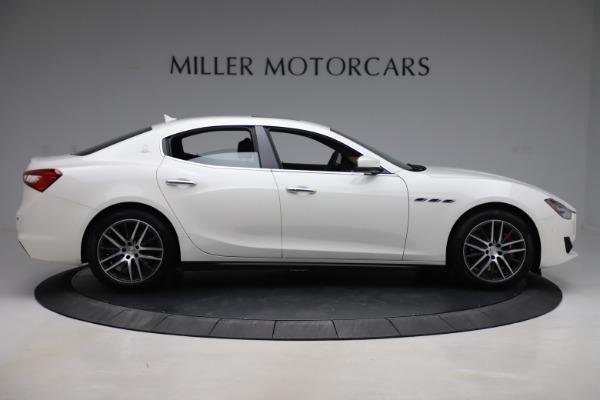 New 2019 Maserati Ghibli S Q4 for sale $91,630 at Aston Martin of Greenwich in Greenwich CT 06830 9