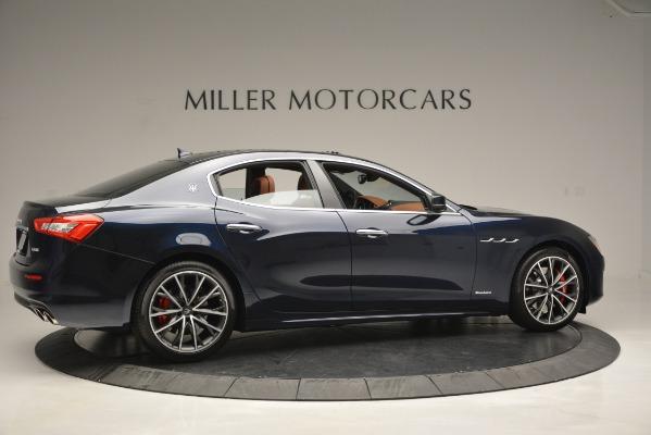 New 2019 Maserati Ghibli S Q4 GranLusso for sale Sold at Aston Martin of Greenwich in Greenwich CT 06830 12