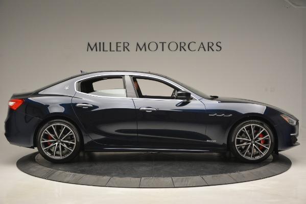 New 2019 Maserati Ghibli S Q4 GranLusso for sale Sold at Aston Martin of Greenwich in Greenwich CT 06830 13