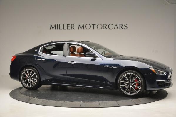 New 2019 Maserati Ghibli S Q4 GranLusso for sale Sold at Aston Martin of Greenwich in Greenwich CT 06830 14