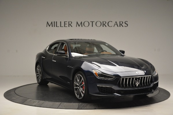 New 2019 Maserati Ghibli S Q4 GranLusso for sale Sold at Aston Martin of Greenwich in Greenwich CT 06830 16