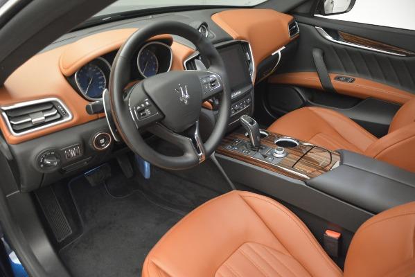 New 2019 Maserati Ghibli S Q4 GranLusso for sale Sold at Aston Martin of Greenwich in Greenwich CT 06830 19