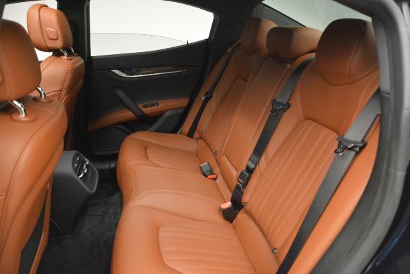New 2019 Maserati Ghibli S Q4 GranLusso for sale Sold at Aston Martin of Greenwich in Greenwich CT 06830 21