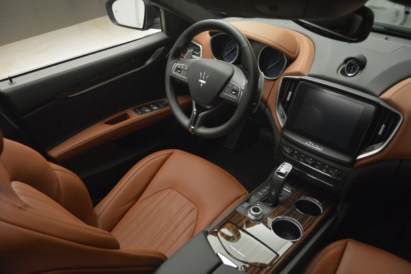New 2019 Maserati Ghibli S Q4 GranLusso for sale Sold at Aston Martin of Greenwich in Greenwich CT 06830 24