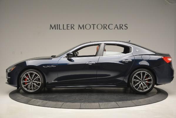 New 2019 Maserati Ghibli S Q4 GranLusso for sale Sold at Aston Martin of Greenwich in Greenwich CT 06830 4