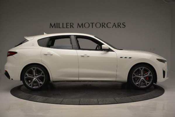 New 2019 Maserati Levante GTS for sale Sold at Aston Martin of Greenwich in Greenwich CT 06830 12