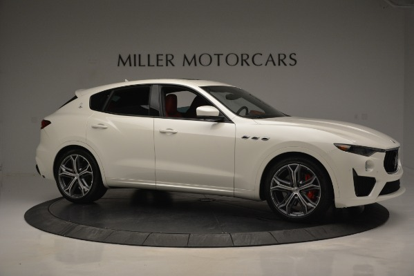 New 2019 Maserati Levante GTS for sale Sold at Aston Martin of Greenwich in Greenwich CT 06830 13