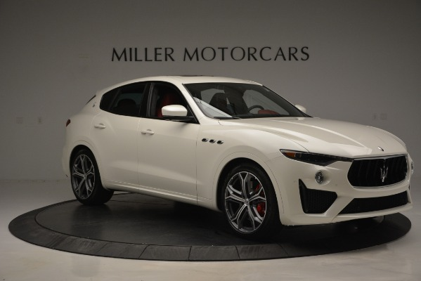 New 2019 Maserati Levante GTS for sale Sold at Aston Martin of Greenwich in Greenwich CT 06830 14