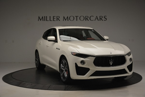 New 2019 Maserati Levante GTS for sale Sold at Aston Martin of Greenwich in Greenwich CT 06830 15