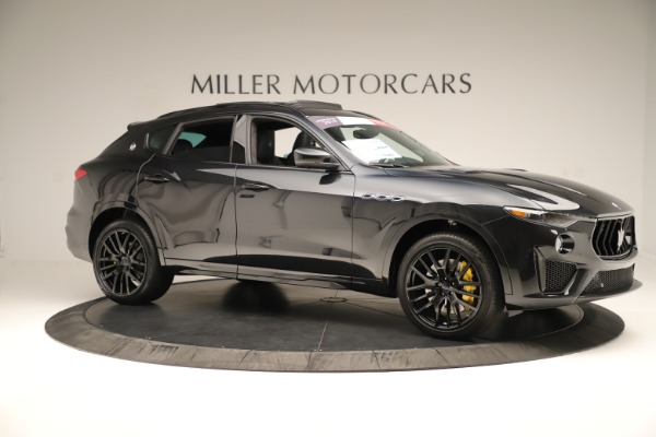 New 2019 Maserati Levante Trofeo for sale Sold at Aston Martin of Greenwich in Greenwich CT 06830 10