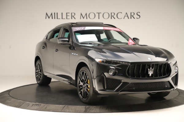 New 2019 Maserati Levante Trofeo for sale Sold at Aston Martin of Greenwich in Greenwich CT 06830 11