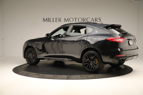 New 2019 Maserati Levante Trofeo for sale Sold at Aston Martin of Greenwich in Greenwich CT 06830 4