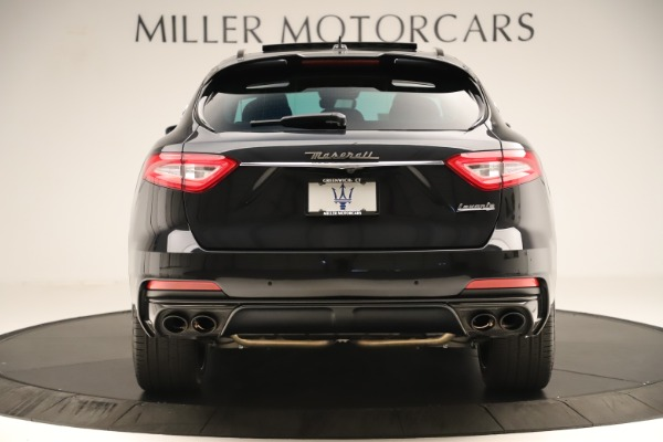 New 2019 Maserati Levante Trofeo for sale Sold at Aston Martin of Greenwich in Greenwich CT 06830 6
