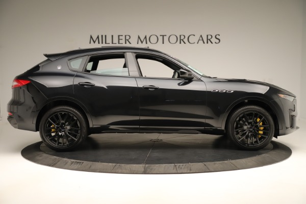New 2019 Maserati Levante Trofeo for sale Sold at Aston Martin of Greenwich in Greenwich CT 06830 9