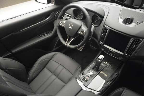 New 2019 Maserati Levante GTS for sale Sold at Aston Martin of Greenwich in Greenwich CT 06830 27