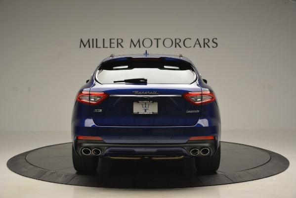 New 2019 Maserati Levante GTS for sale Sold at Aston Martin of Greenwich in Greenwich CT 06830 9