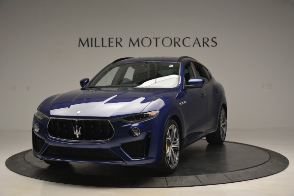 New 2019 Maserati Levante GTS for sale Sold at Aston Martin of Greenwich in Greenwich CT 06830 1