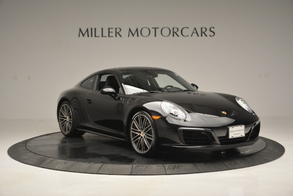 Used 2017 Porsche 911 Carrera 4S for sale Sold at Aston Martin of Greenwich in Greenwich CT 06830 10