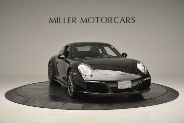 Used 2017 Porsche 911 Carrera 4S for sale Sold at Aston Martin of Greenwich in Greenwich CT 06830 11