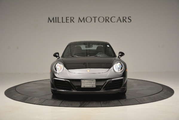 Used 2017 Porsche 911 Carrera 4S for sale Sold at Aston Martin of Greenwich in Greenwich CT 06830 12