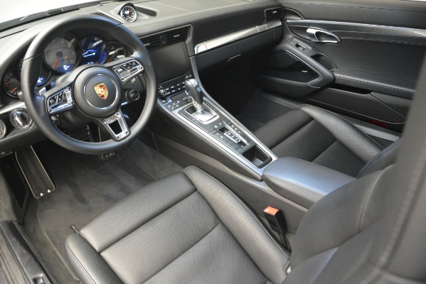 Used 2017 Porsche 911 Carrera 4S for sale Sold at Aston Martin of Greenwich in Greenwich CT 06830 14