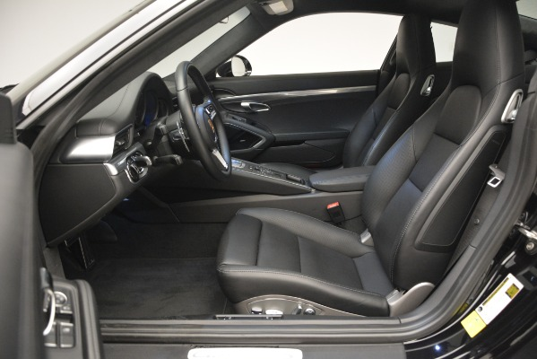 Used 2017 Porsche 911 Carrera 4S for sale Sold at Aston Martin of Greenwich in Greenwich CT 06830 15