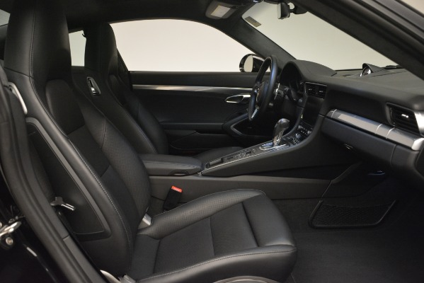 Used 2017 Porsche 911 Carrera 4S for sale Sold at Aston Martin of Greenwich in Greenwich CT 06830 18