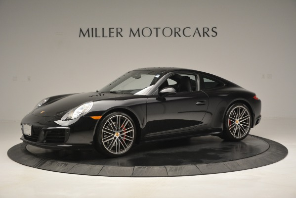 Used 2017 Porsche 911 Carrera 4S for sale Sold at Aston Martin of Greenwich in Greenwich CT 06830 2
