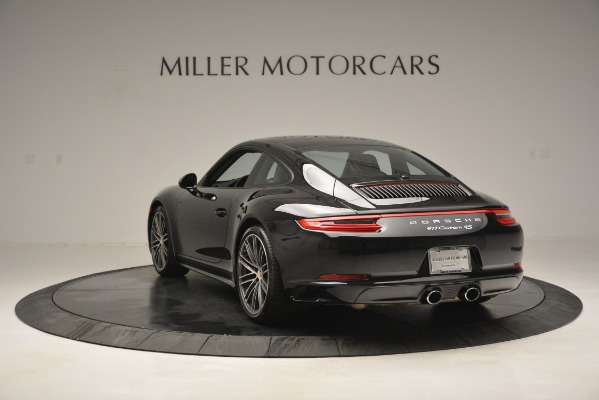 Used 2017 Porsche 911 Carrera 4S for sale Sold at Aston Martin of Greenwich in Greenwich CT 06830 5
