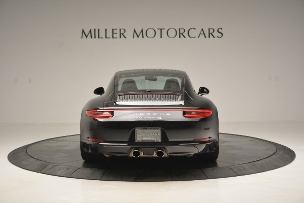 Used 2017 Porsche 911 Carrera 4S for sale Sold at Aston Martin of Greenwich in Greenwich CT 06830 6