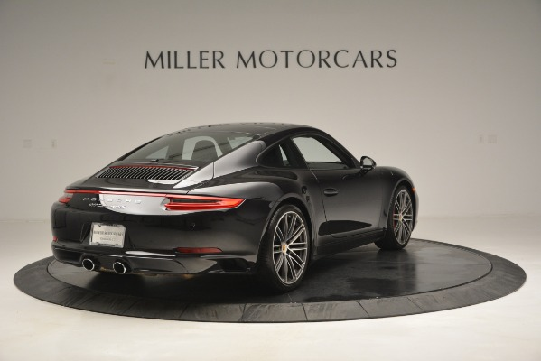 Used 2017 Porsche 911 Carrera 4S for sale Sold at Aston Martin of Greenwich in Greenwich CT 06830 7