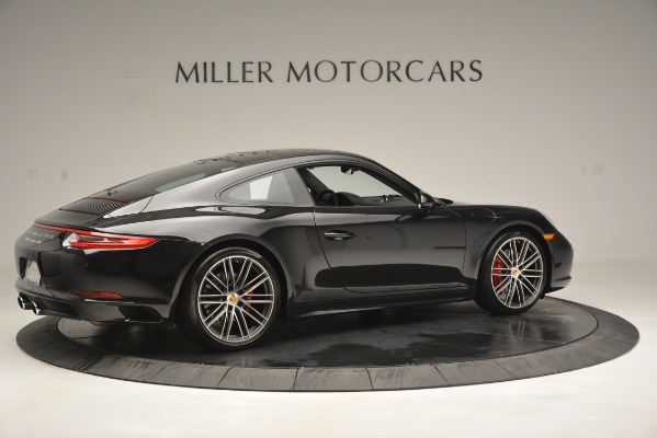 Used 2017 Porsche 911 Carrera 4S for sale Sold at Aston Martin of Greenwich in Greenwich CT 06830 8