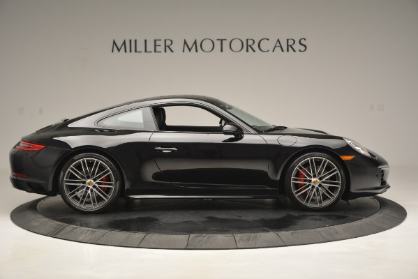 Used 2017 Porsche 911 Carrera 4S for sale Sold at Aston Martin of Greenwich in Greenwich CT 06830 9