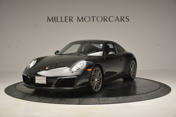 Used 2017 Porsche 911 Carrera 4S for sale Sold at Aston Martin of Greenwich in Greenwich CT 06830 1