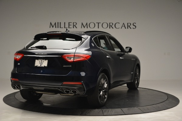 New 2019 Maserati Levante Q4 GranSport for sale Sold at Aston Martin of Greenwich in Greenwich CT 06830 10