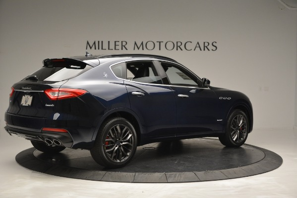 New 2019 Maserati Levante Q4 GranSport for sale Sold at Aston Martin of Greenwich in Greenwich CT 06830 11