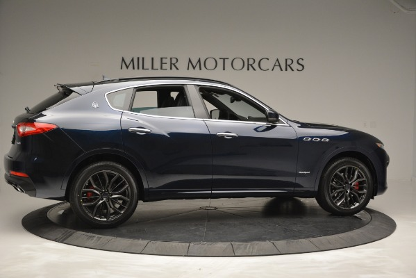 New 2019 Maserati Levante Q4 GranSport for sale Sold at Aston Martin of Greenwich in Greenwich CT 06830 12